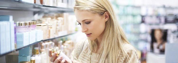 ¿Cómo leer las etiquetas de nuestros productos cosméticos?